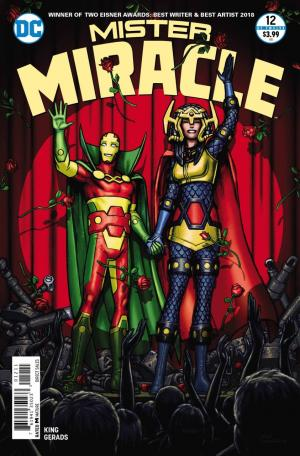 Mister Miracle # 12 Issues V4 (2017 - 2018)