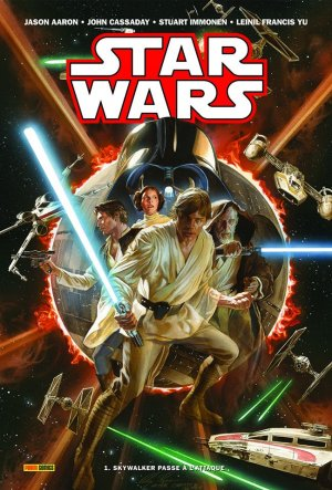 Star Wars # 1 TPB Hardcover - Absolute Star Wars (2018)