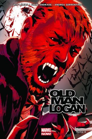Old Man Logan # 4 TPB Hardcover - Marvel Now! - Issues V2
