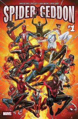 Spider-Geddon # 1 Issues (2018)