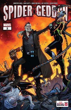 Spider-Geddon # 2 Issues (2018)