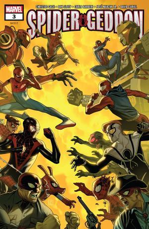 Spider-Geddon # 3 Issues (2018)