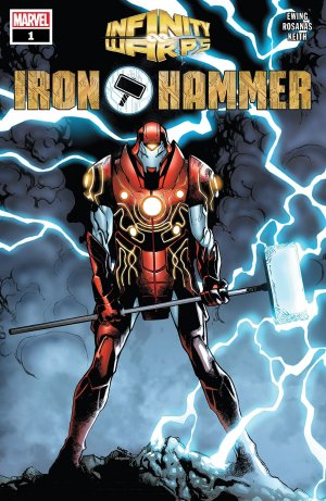 Infinity Wars - Iron Hammer édition Issues (2018)