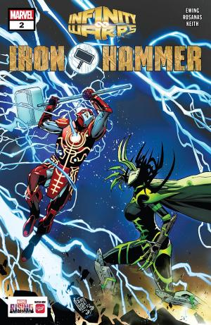 Infinity Wars - Iron Hammer 2 Issues (2018)