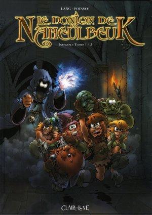 Le donjon de Naheulbeuk  édition Intégrale 2018