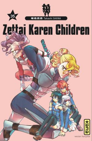Zettai Karen Children 35 Simple