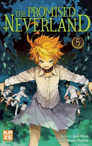 The promised Neverland 5 Simple