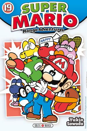 Super Mario 19 Manga adventures