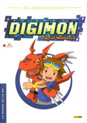 Digimon édition Le monde de la BD - 34