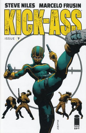 Kick-Ass # 7 Issues V2 (2018 - Ongoing)