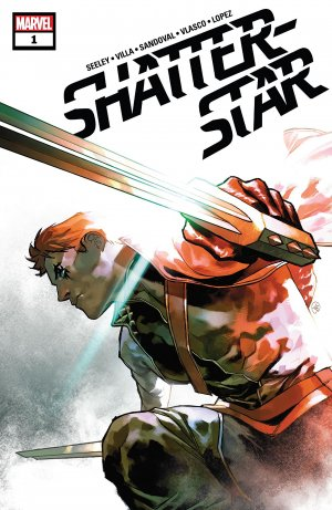 Shatterstar édition Issues (2018 -2019)