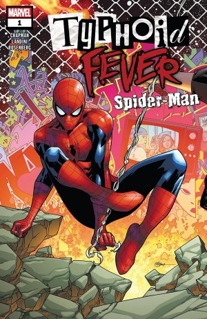 Typhoid Fever - Spider-Man édition Issue (2018)