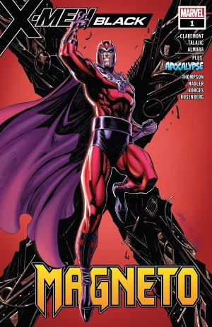 X-Men - Black - Magneto # 1 Issue (2018)
