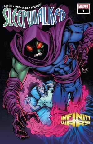 Infinity Wars - Sleepwalker # 1 Issues (2018)
