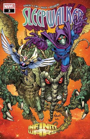 Infinity Wars - Sleepwalker # 3 Issues (2018)