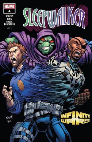 Infinity Wars - Sleepwalker # 4 Issues (2018)