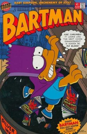 Bartman édition Issues (1993-1995)