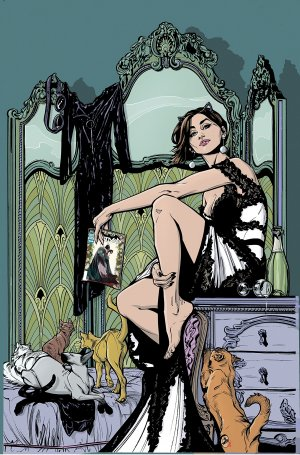 Catwoman édition TPB softcover (souple) - Issues V5