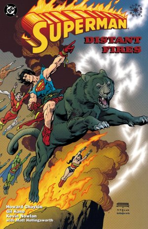 Superman - Distant Fires édition Issues