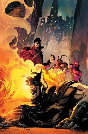 Batman - Detective Comics # 9 TPB softcover (souple) - Issues V1 Suite
