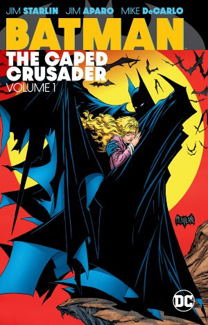 Batman - The Caped Crusader édition TPB softcover (souple)