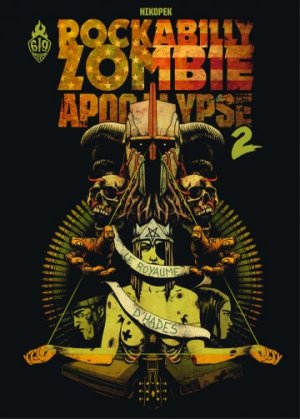 Rockabilly Zombie Apocalypse 2 Simple