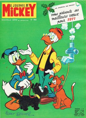 Le journal de Mickey 968