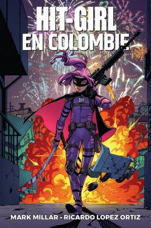 Hit-Girl édition TPB Hardcover - Best Of Fusion Comics