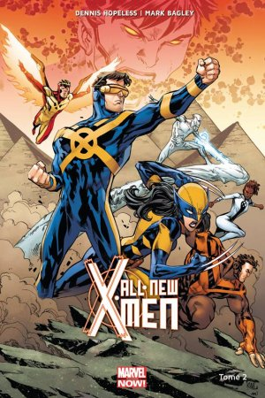 All-New X-Men 2 TPB Hardcover - Marvel Now! V2 (2018 - En Cours)