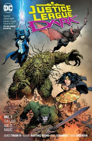 Justice League Dark édition TPB softcover (souple) - Issues V2