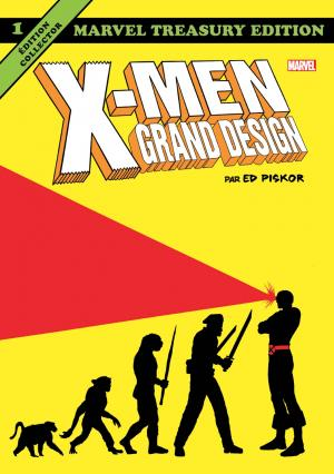X-Men - Grand Design édition TPB Hardcover - Hors Collection