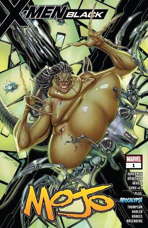 X-Men - Black - Mojo # 1 Issue (2018)