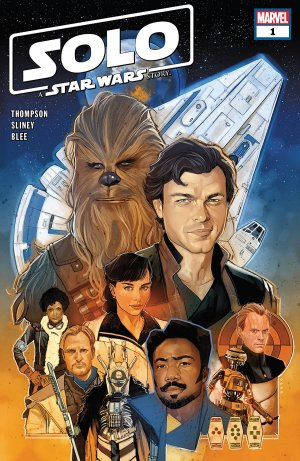 Solo - A Star Wars Story Adaptation # 1 Issues (2018 - 2019)