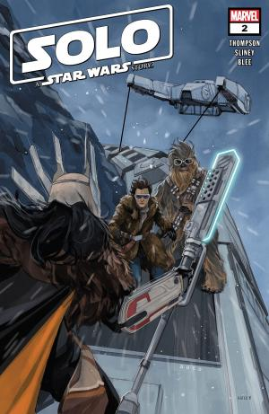 Solo - A Star Wars Story Adaptation # 2 Issues (2018 - 2019)