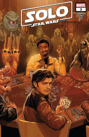 Solo - A Star Wars Story Adaptation # 3 Issues (2018 - 2019)