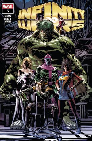 Infinity Wars # 5 Issues (2018)