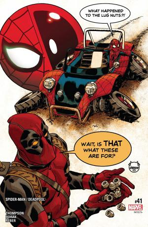 Spider-Man / Deadpool # 41 Issues (2016 - 2019)
