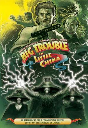 Big Trouble in Little China # 2