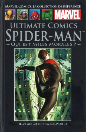 Ultimate Comics - Spider-Man # 74 TPB hardcover (cartonnée)
