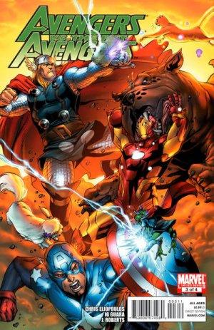 Avengers vs. Pet Avengers # 3 Issues