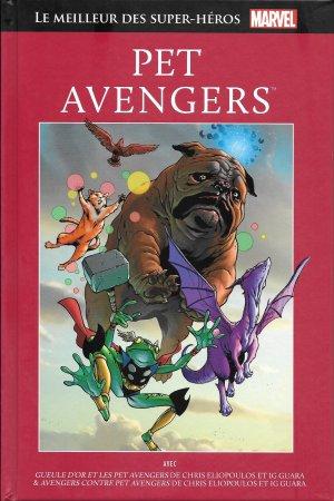 Le Meilleur des Super-Héros Marvel 70 - Pet Avengers