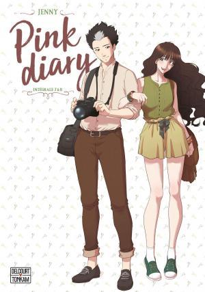 Pink Diary  Intégrale 4 Global manga