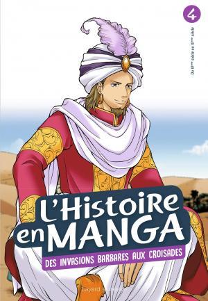 L'Histoire en manga 4 Simple