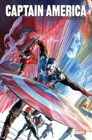 Captain America - Reborn # 4 TPB Hardcover - Marvel Icons (2015 - 2018)