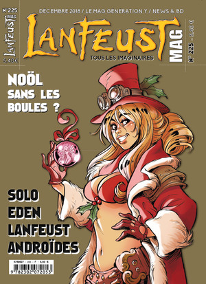 Lanfeust Mag 225 Simple