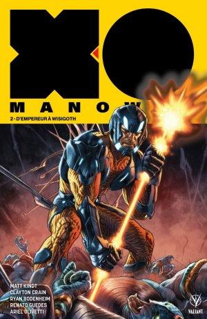 X-O Manowar T.2