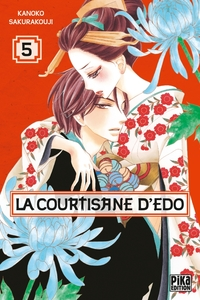 La Courtisane d'Edo 5 Simple