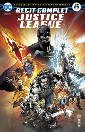 Recit Complet Justice League # 10