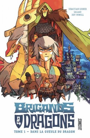 Brigands et Dragons édition TPB hardcover (cartonnée)