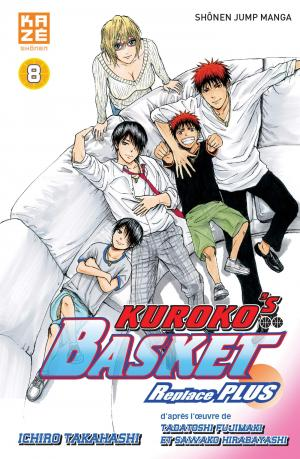 Kuroko's Basket Replace PLUS 8 Simple